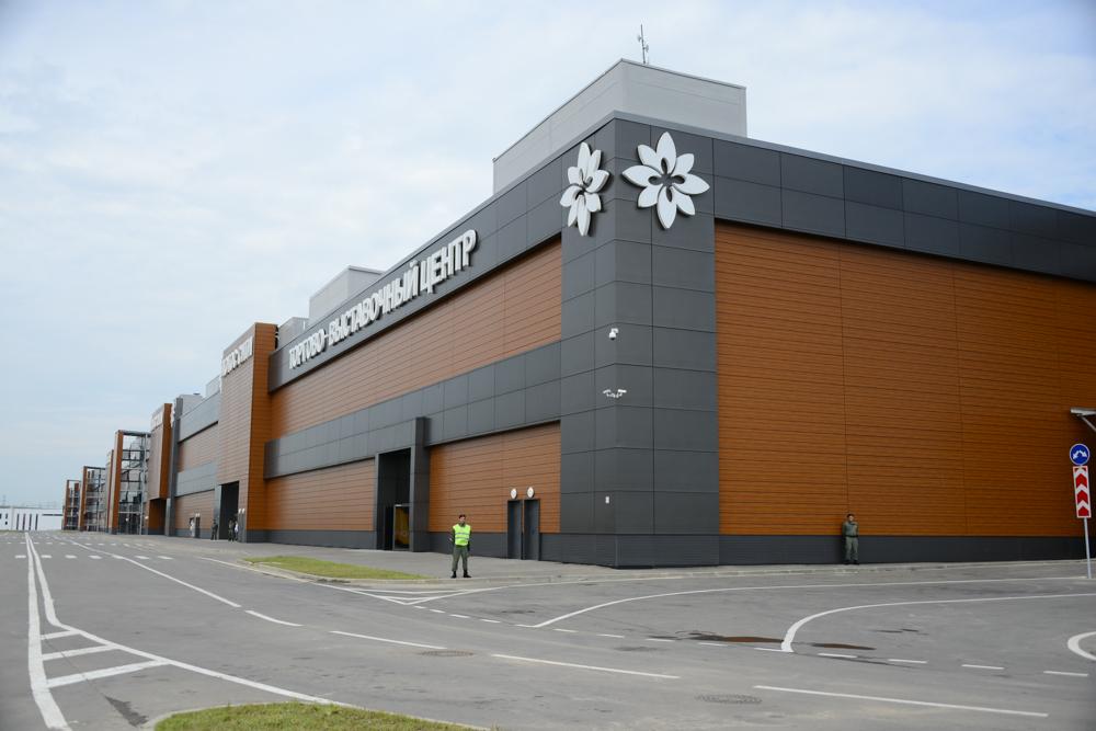Крупный торгово-деловой центр открылся в Новой Москве