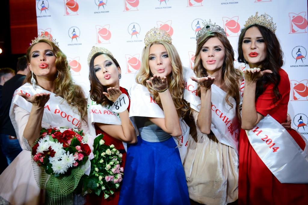 На «Красу России» съезжаются претендентки со всего СНГ