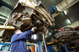 Утилизауия брошенных автомобилей