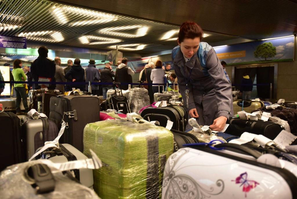 Багаж из Египта ждет владельцев во «Внуково»