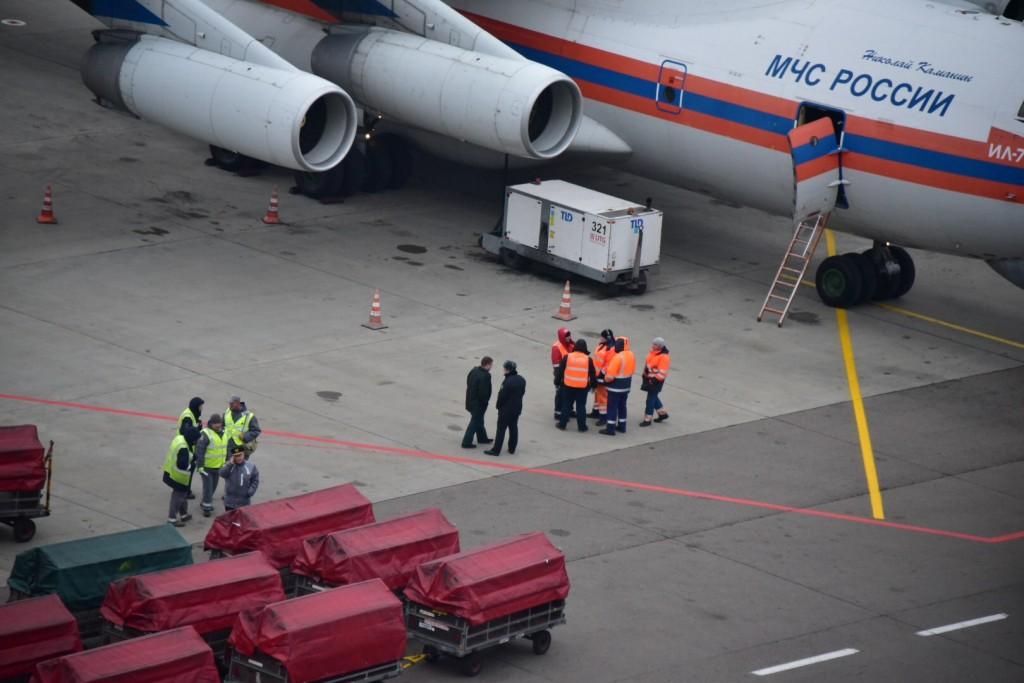 Крушение самолета: специалисты допустили версию теракта
