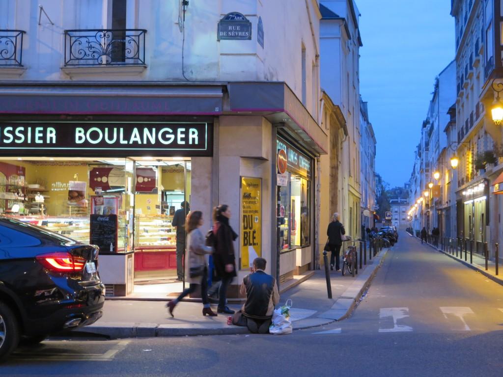 Париж после теракта