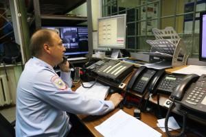 Вечер в отделении полиции