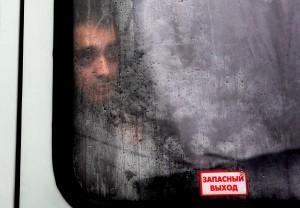 Рейды против нелегальной миграции в Москве.