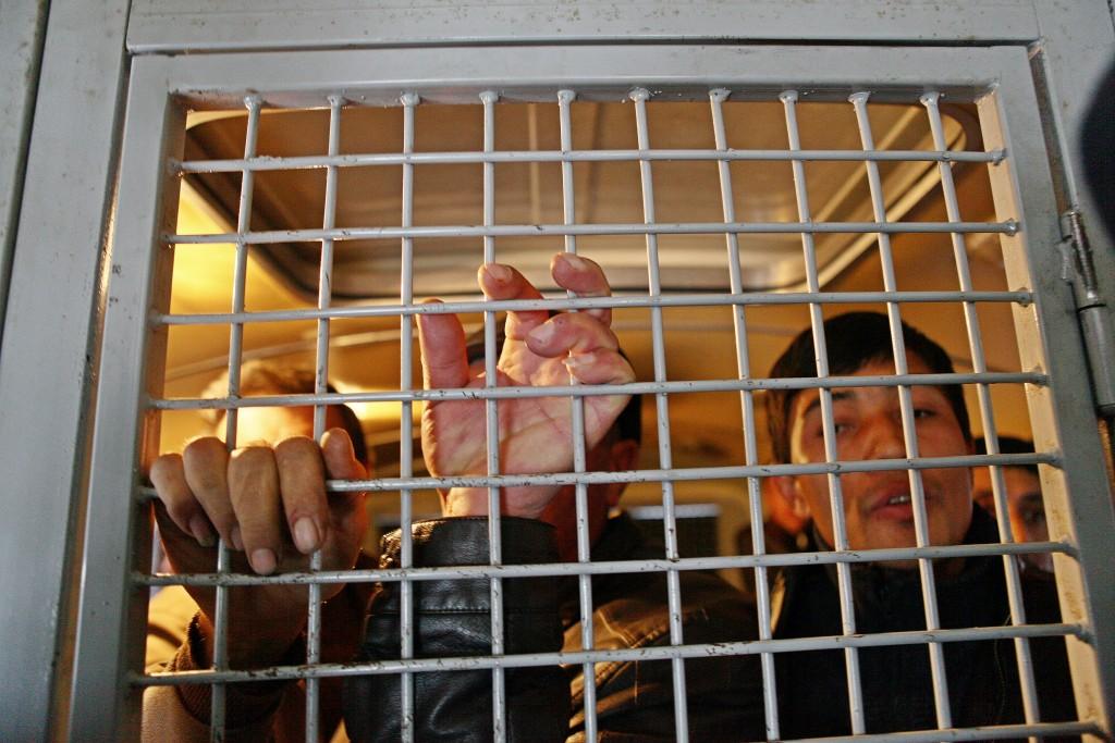 Полицейские Новой Москвы расселили дом с мигрантами