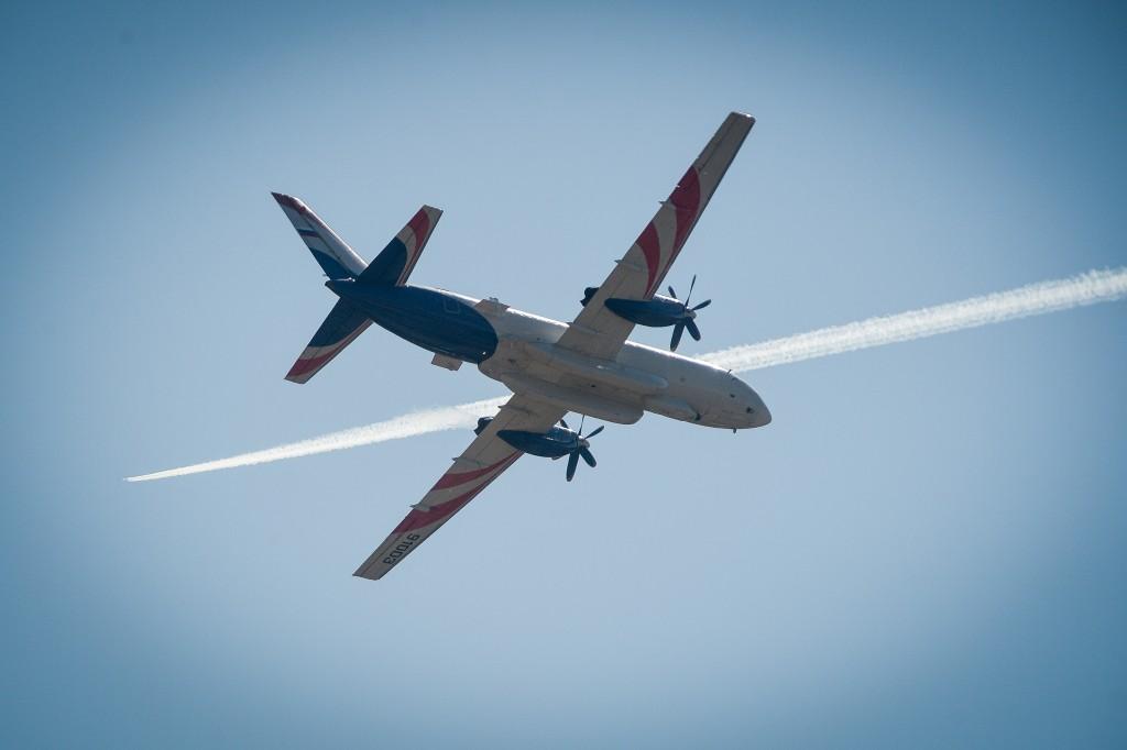 Военные спасли штурмана сбитого Су-24