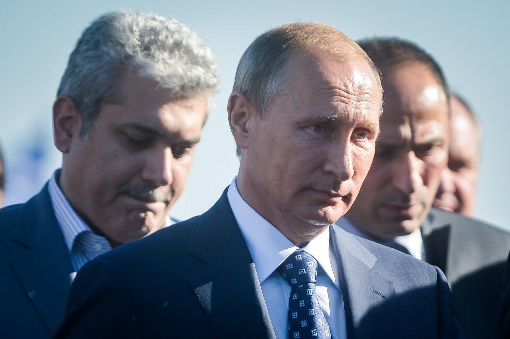Владимир Путин: Россия замедлила глобальное потепление