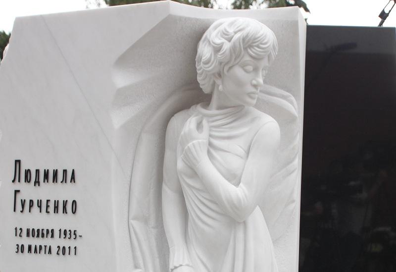 12 ноября страна бы отметила 80-летие Людмилы Гурченко