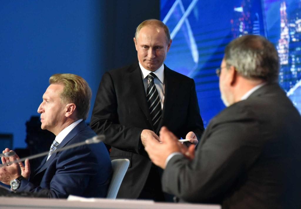 В Кремле определились с датой пресс-конференции Владимира Путина