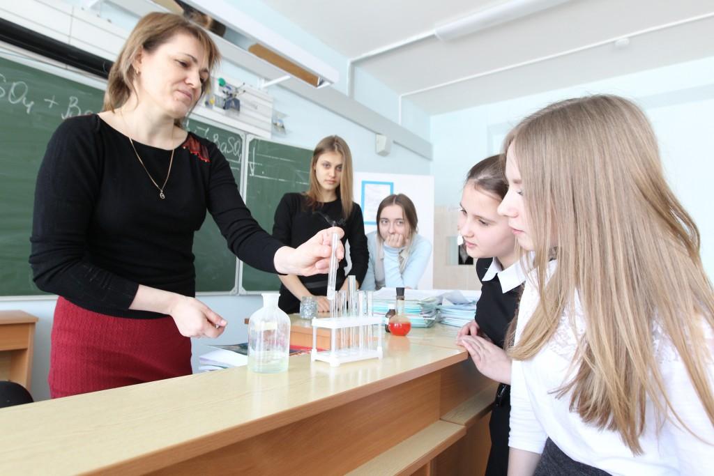 Самый крупный образовательный комплекс Новой Москвы отметил годовщину