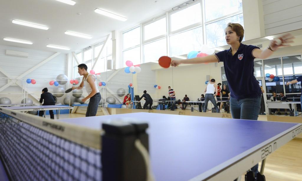 Теннисисты из Сосенского одержали победу в отборочных соревнованиях