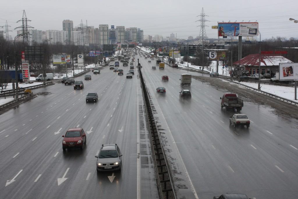 В конце ноября участок трассы «Москва – Санкт-Петербург» станет платным