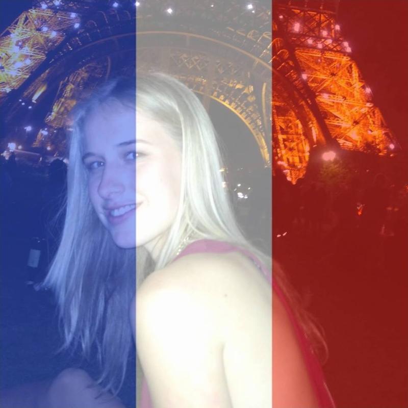 Выжившая во время теракта в Париже девушка рассказала свою историю