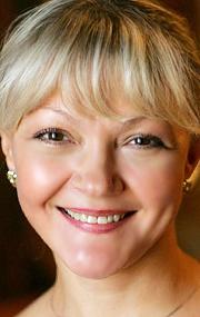 Марина Дюжева любит «сибиряков»
