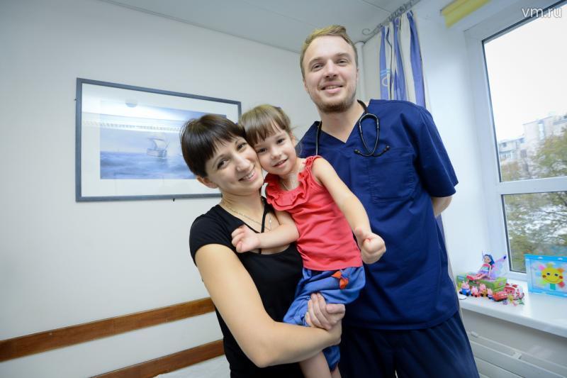 Хирурги филатовской больницы провели уникальную операцию