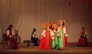 Танцевальный коллектив «Росточек» занял третье место на международном фестивале