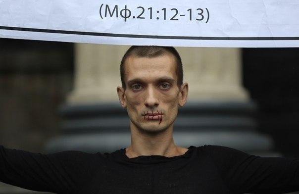 Художник «со стажем креатива» пытался сжечь здание ФСБ