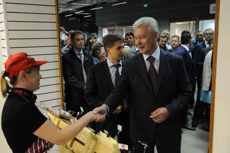 Цивилизованную торговлю продуктами в Москве обеспечат агрокластеры
