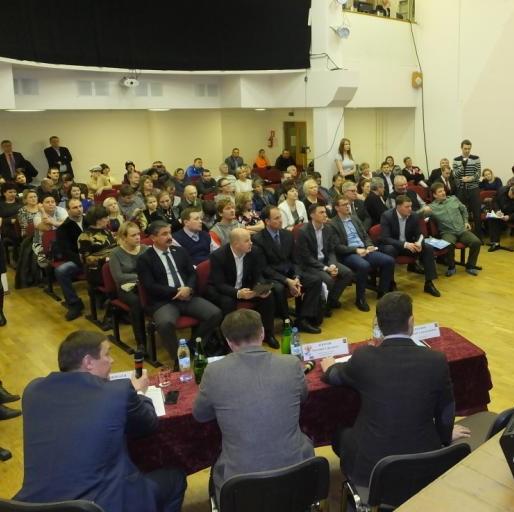 Оповещения о публичных слушаниях для поселений Новой Москвы