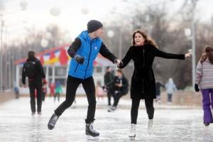 Дата: 09.03.2015, Время: 14:41 Закрытие зимнего сезона в Парке Горького