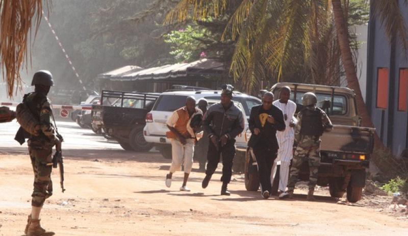 Оказавшийся в заложниках в Мали россиянин был освобожден