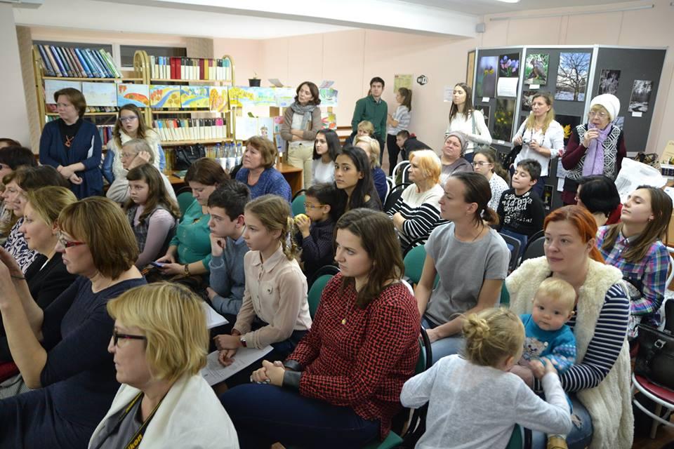 Центральная библиотечная система «Новомосковская» подвела итоги Есенинских чтений