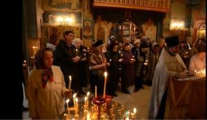 Жители Михайлово-Ярцевского помянули репрессированных
