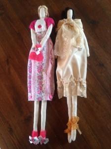 Воспитанники Филимонковского интерната научились шить кукол «Тильда»