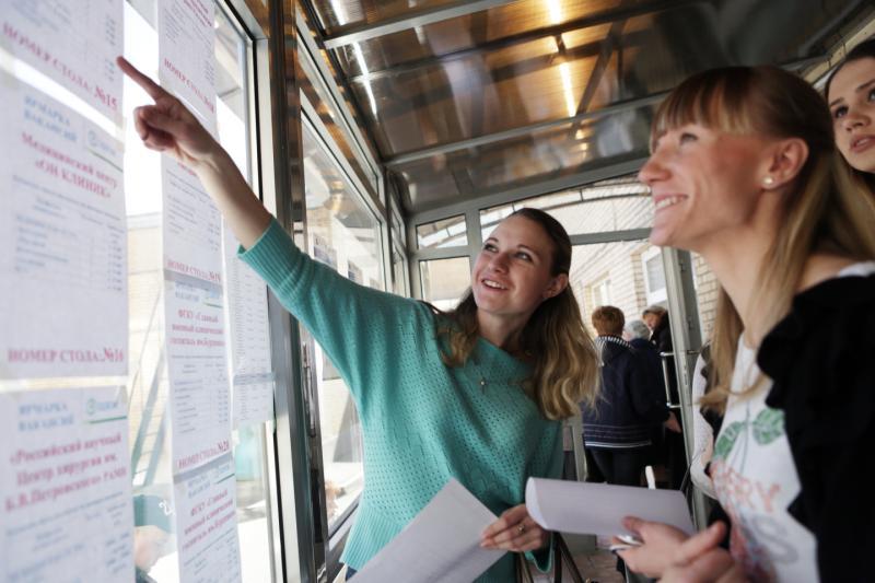 Более десяти соискателей заполнили анкеты на мини-ярмарке вакансий