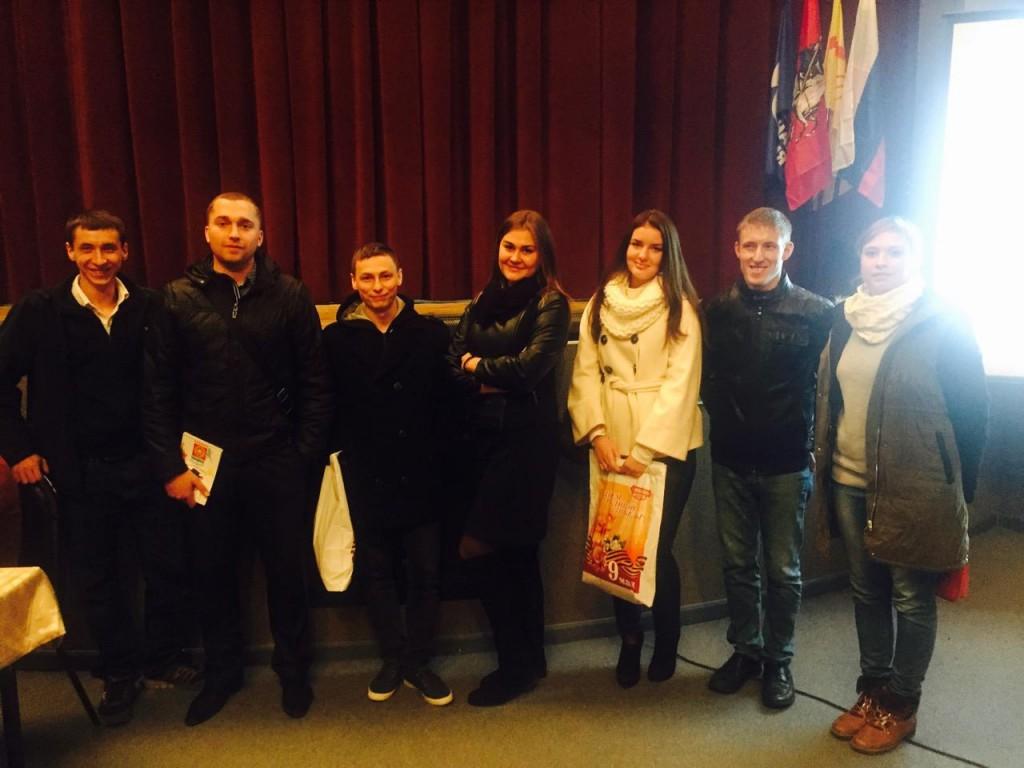 Молодые парламентарии поселения Щаповское научат школьников выбирать профессию