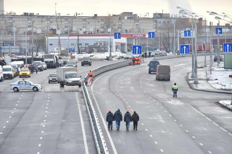 Утвержден дорожно-транспортный каркас Новой Москвы