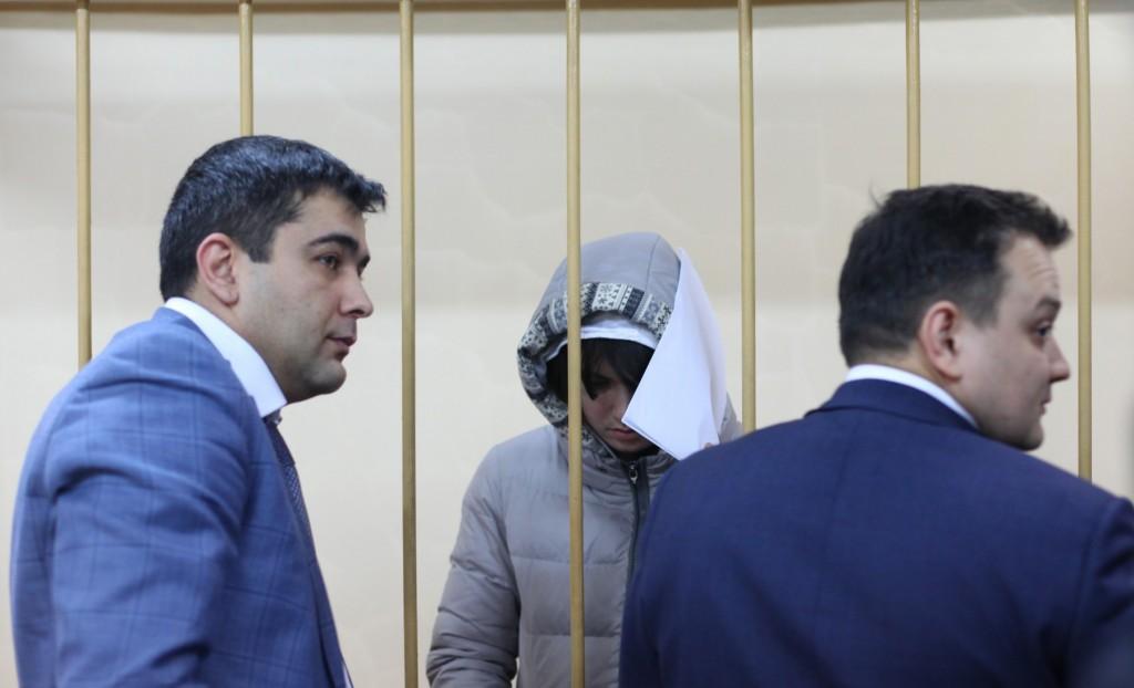 Варвара Караулова останется за решеткой