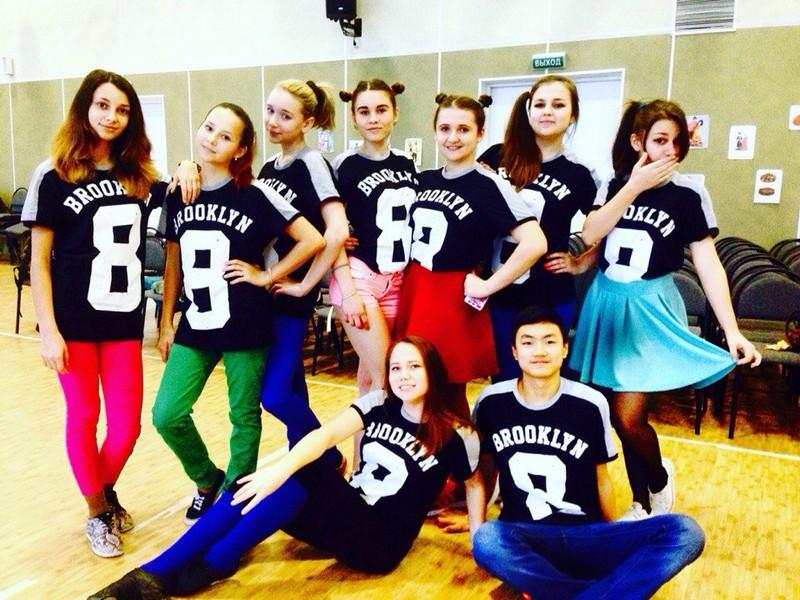 Команда школы «Родники» стала второй в танцевальном конкурсе