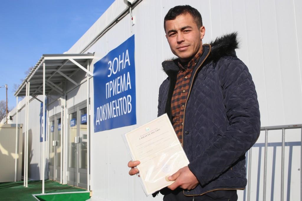 В Москве стало легче работать с мигрантами