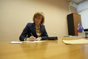 Депутат Святенко Инна Юрьевна