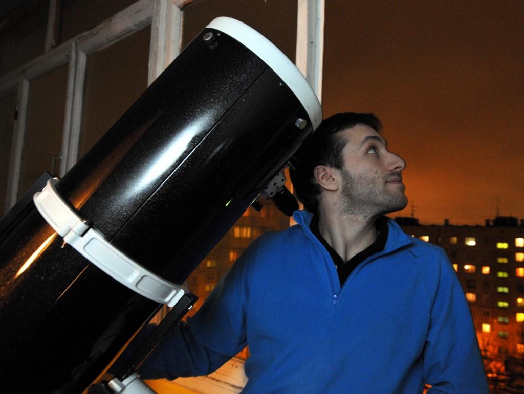 В декабре москвичи увидят двухвостую комету и звездопад