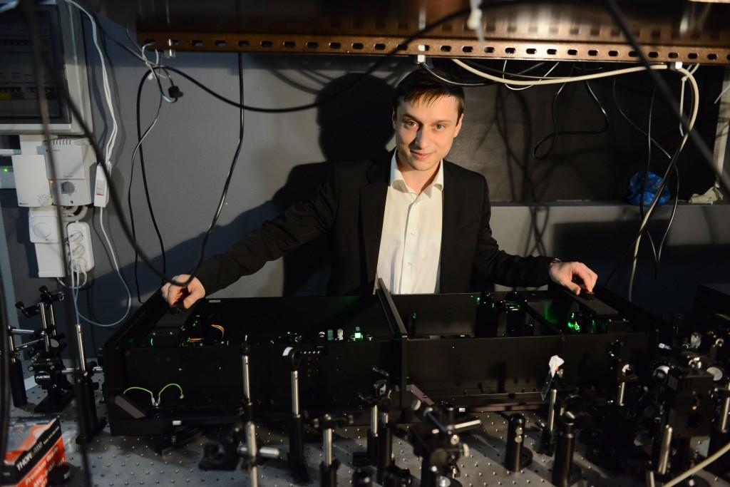 Российская фотоника может обогнать компьютер