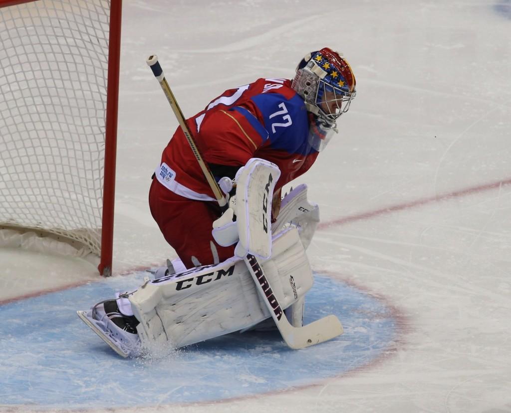 Молодежная сборная России по хоккею обыграла финнов