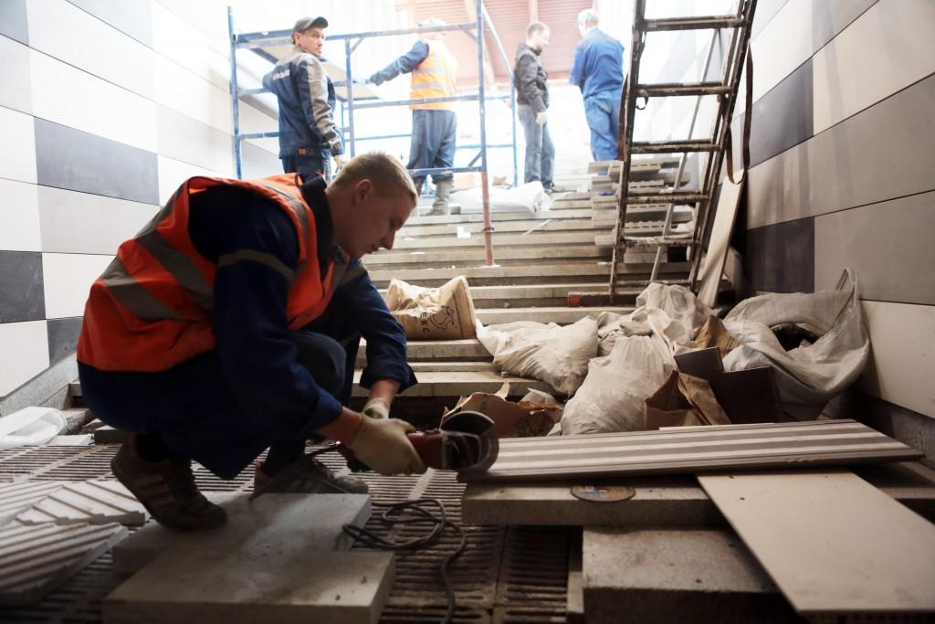 Теплые лестницы согреют пассажиров метро