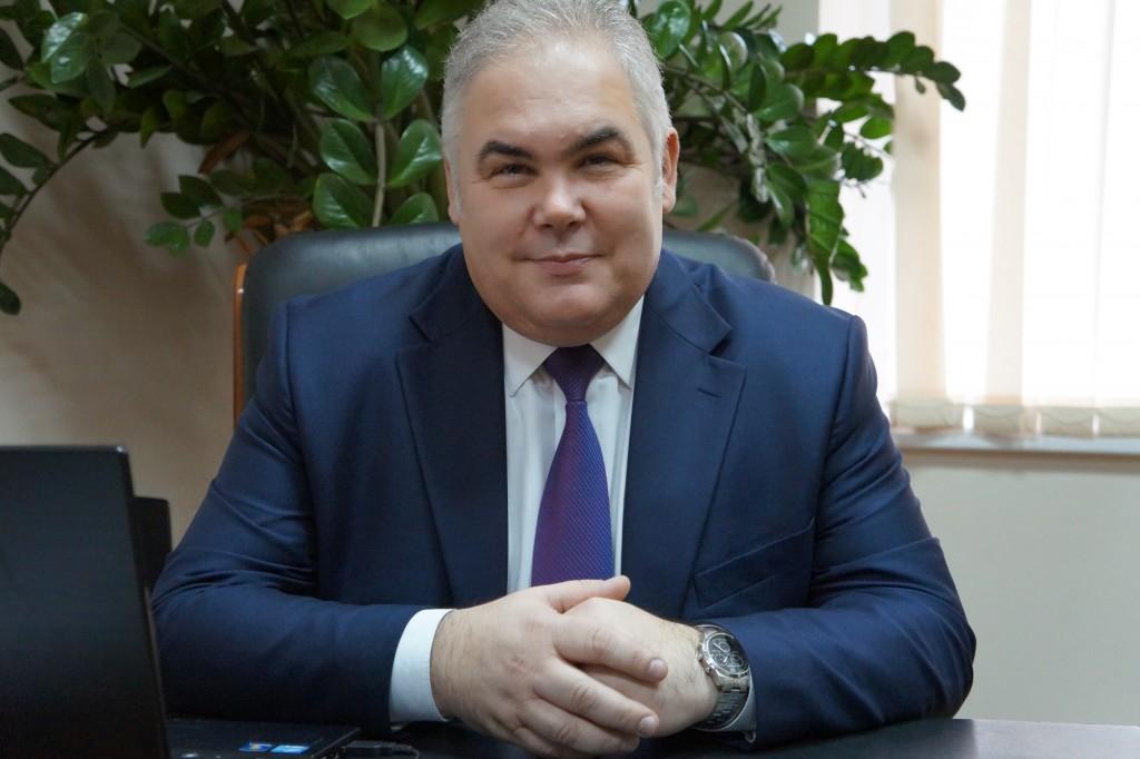 Поздравление с Новым годом от директора центра занятости населения «Троицкий»