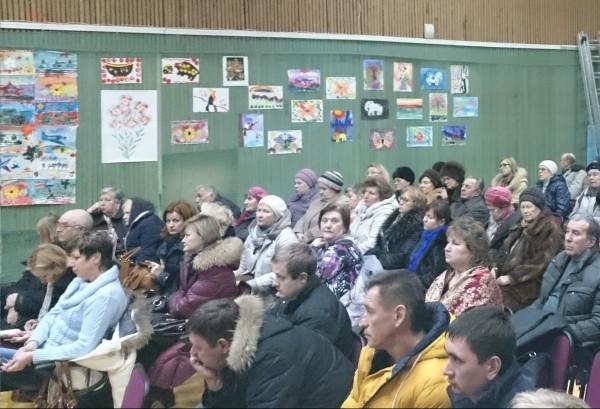 С жителями Михайлово-Ярцевского обсудили пожарную безопасность