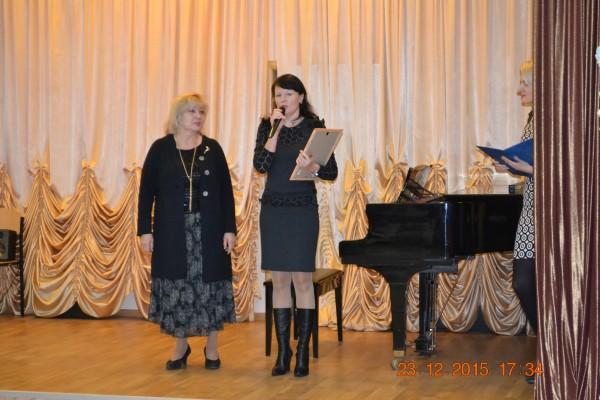 Праздничный концерт прошел в Детской школе искусств «Воскресенское»