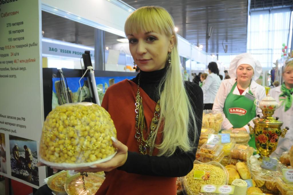 Фудкорт в Коньково объединяет народы и кухни