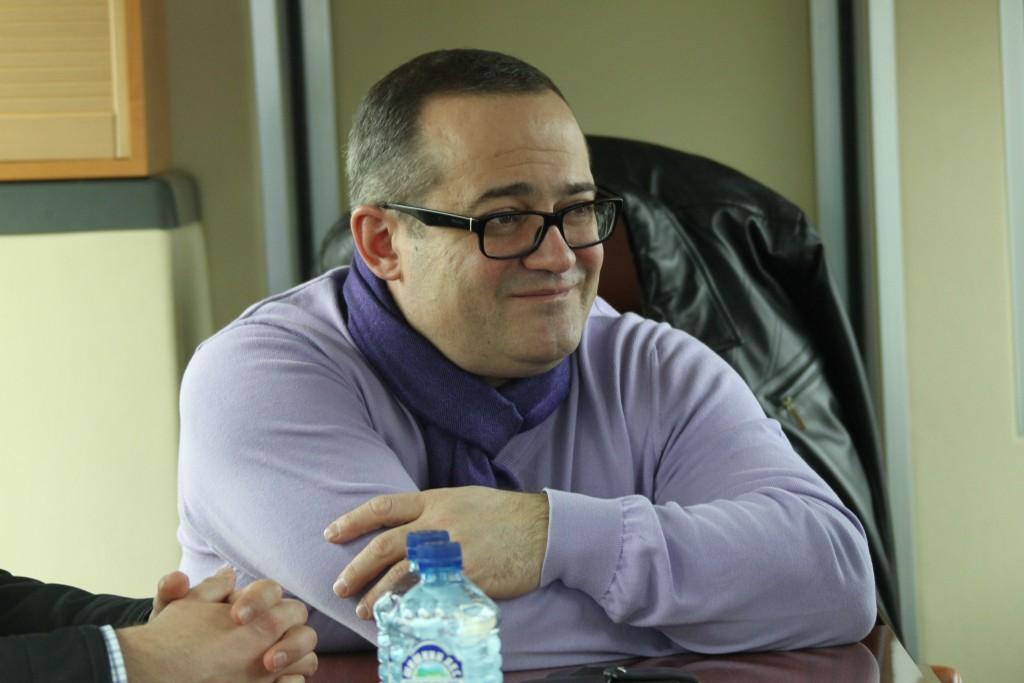 Дмитрий Набокин: Год был щедр на события