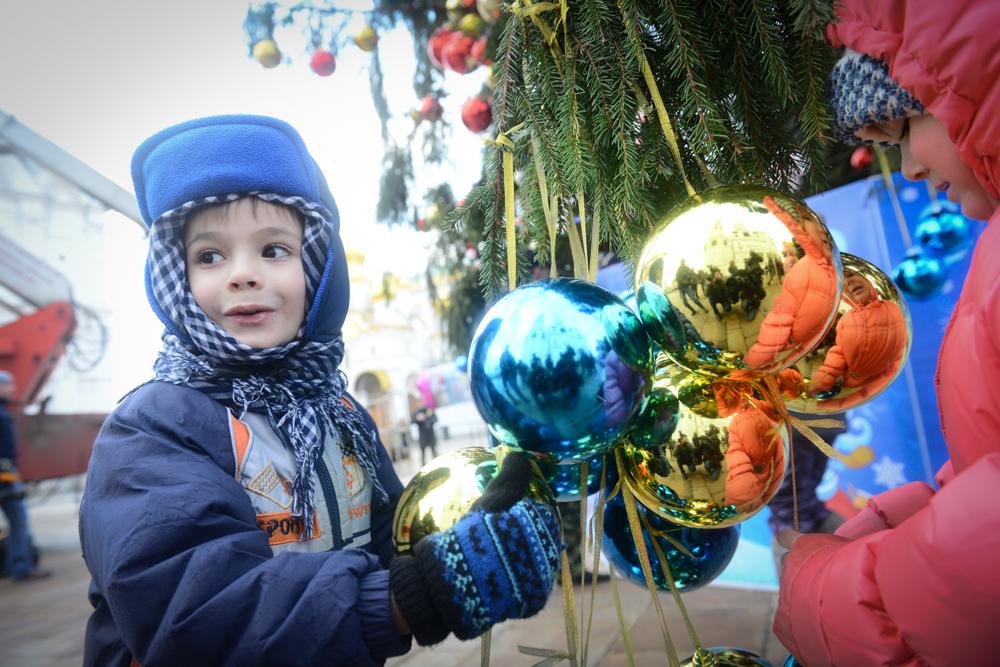Билеты на Елку мэра Москвы нашли своих хозяев