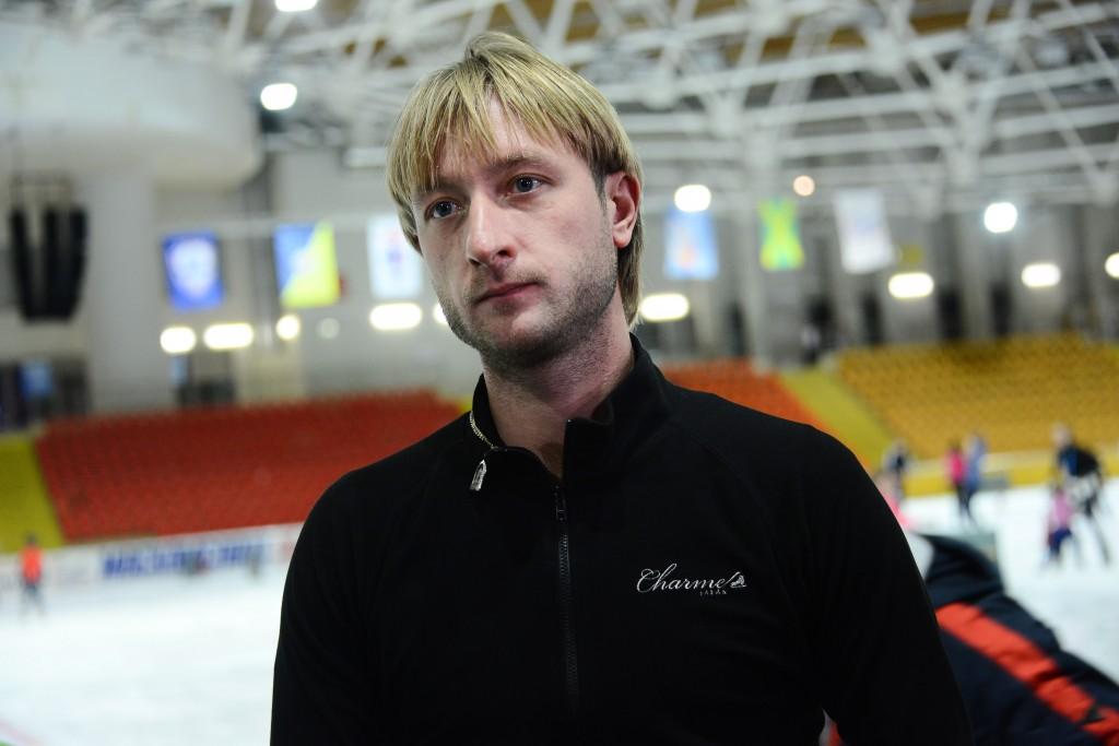 Евгений Плющенко преподаст кадетам фигурное катание