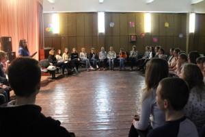 Ученический совет школы № 1391 научили контролировать эмоции