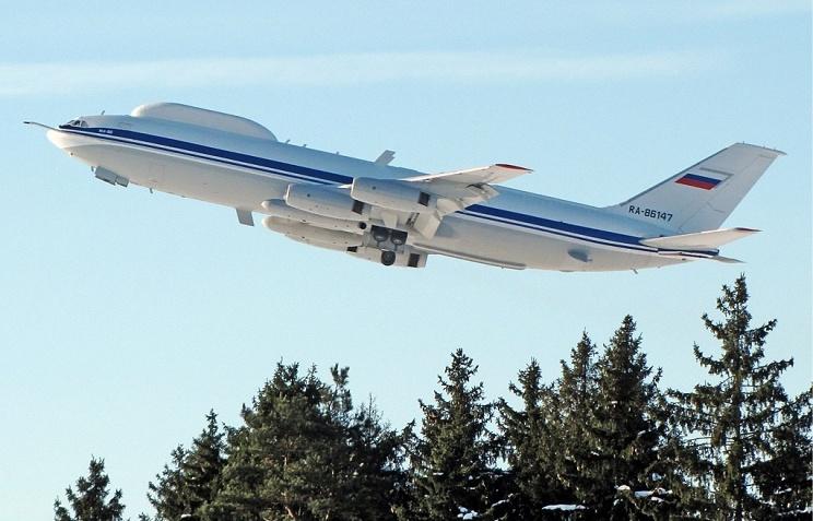 Российская армия получит «самолет Судного дня»