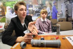 База данных талантливой молодежи
