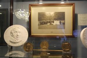 В Санкт-Петербурге открылась выставка с экспонатами из Рязановского